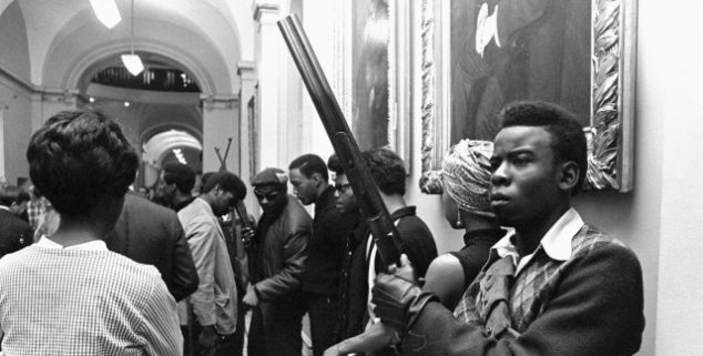 Armed Black Panthers In The Capitol 50 Years On Capitol Weekly